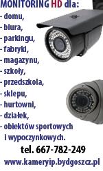 Kamery Bydgoszcz